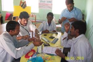 LED training to tribal area