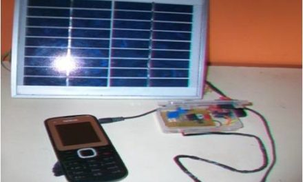 2W Solar Charger