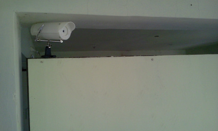 CCTV Camera with Pi Cam