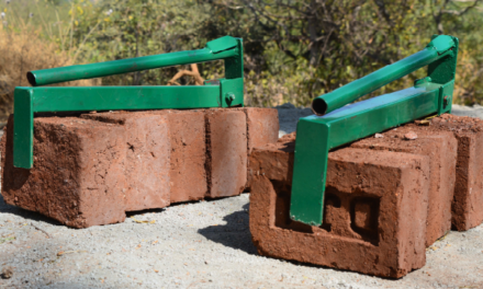 Brick Picker device for Construction Site workers …..