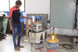 Ayurvedic Oil making machine for micro-enterprises.
