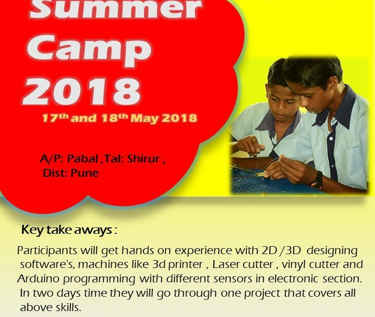 Summer Camp @ Fab-Lab