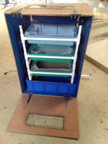 Sprouting unit for pulses